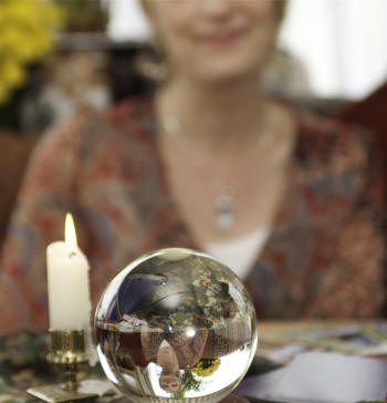 crystal ball readings