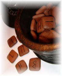 Rune Readings with Crystal at Silvermoon