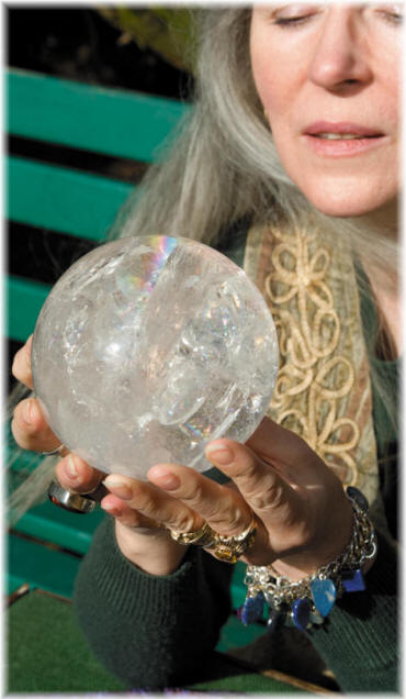 Psychic Past Life Readings from Crystal at Silvermoon